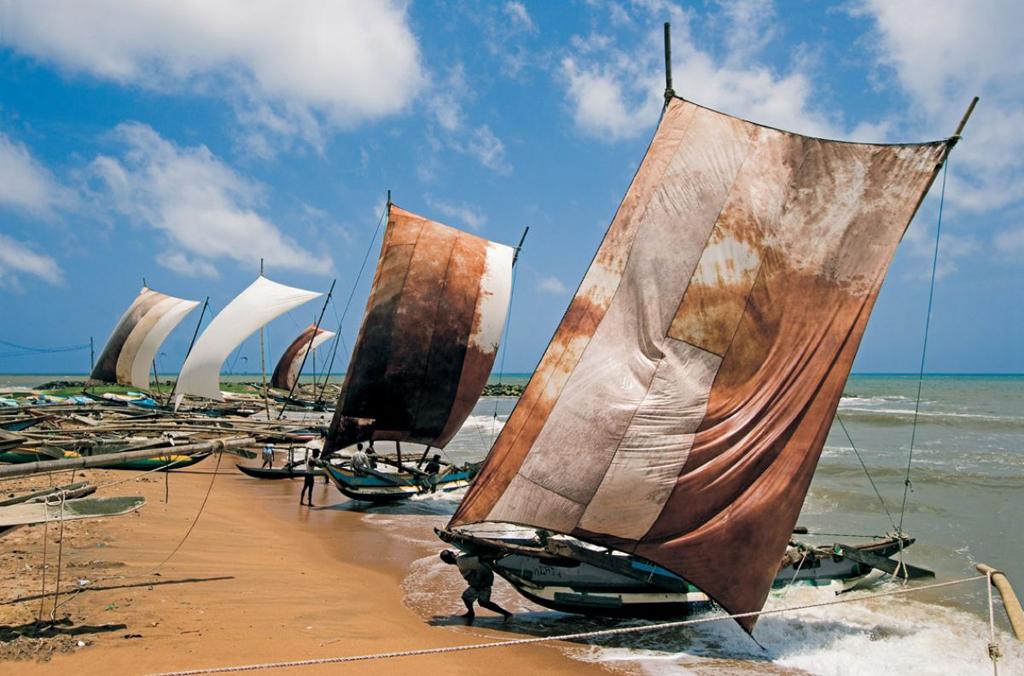 Пляж Негомбо Ко в Шри-Ланке, фото 11