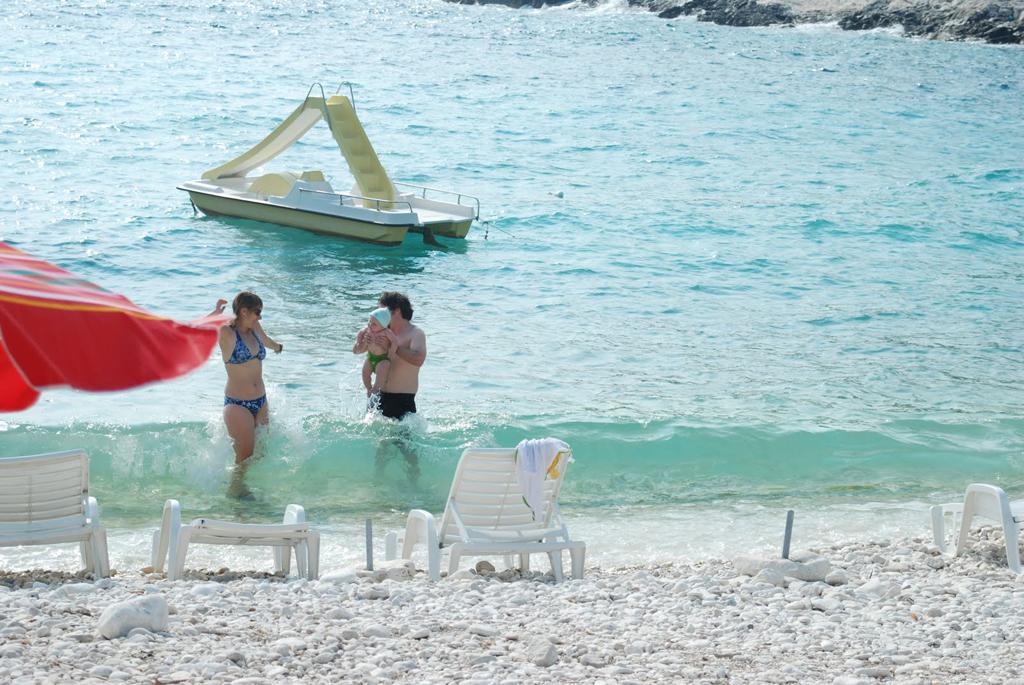 Пляж Некочеа в Аргентине, фото 1