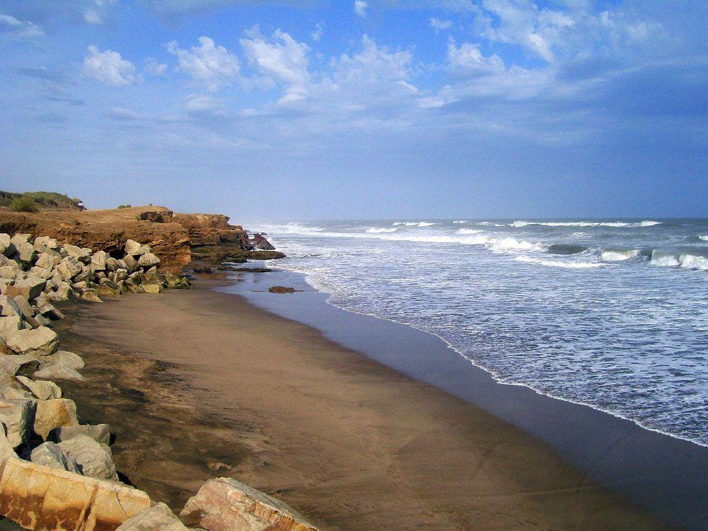 Пляж Некочеа в Аргентине, фото 4