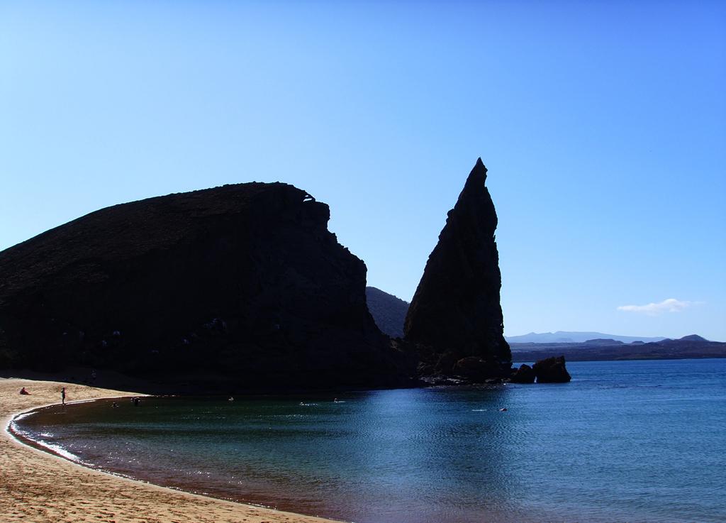 Пляж острова Бартоломе в Эквадоре, фото 4