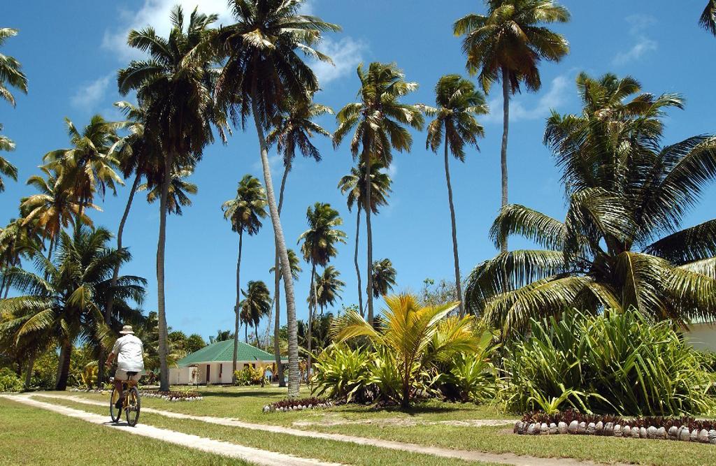 Пляж острова Дерош на Сейшельских островах, фото 1