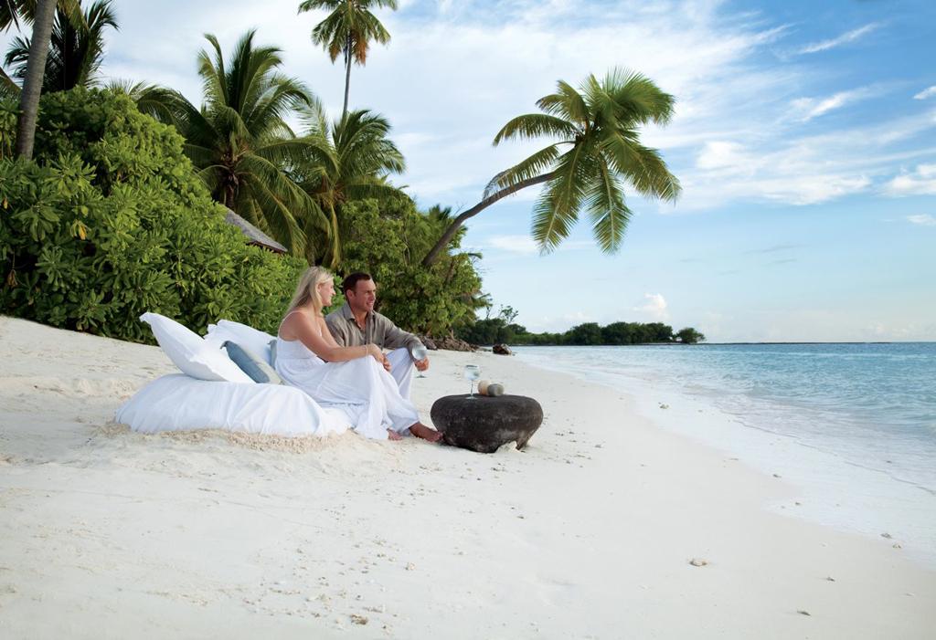 Пляж острова Дерош на Сейшельских островах, фото 2