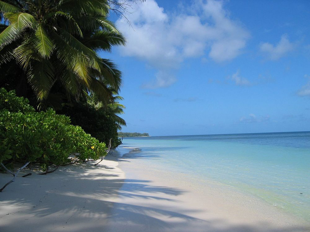 Пляж острова Дерош на Сейшельских островах, фото 4
