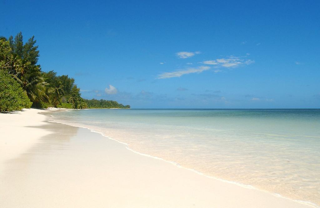 Пляж острова Дерош на Сейшельских островах, фото 5