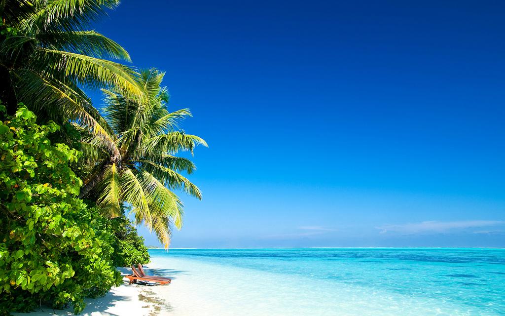 Пляж острова Гоффс Кэй в Белизе, фото 2