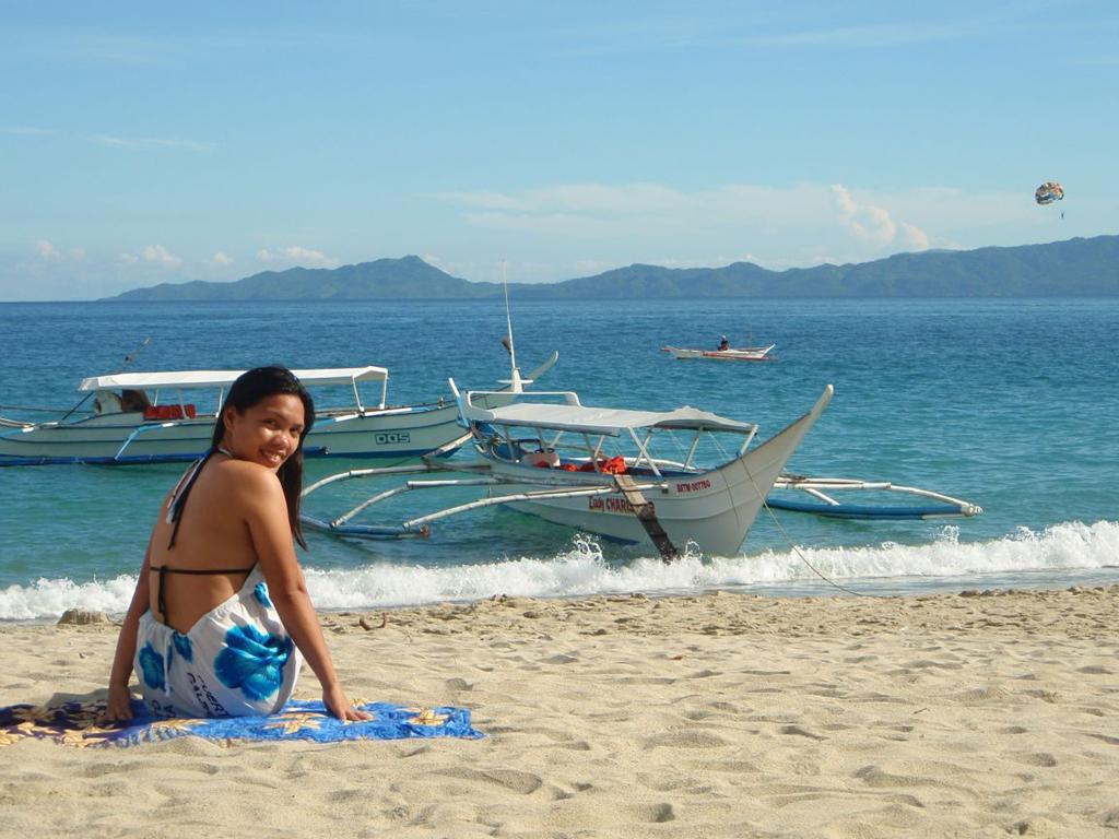 Пляж острова Миндоро в Филиппинах, фото 2