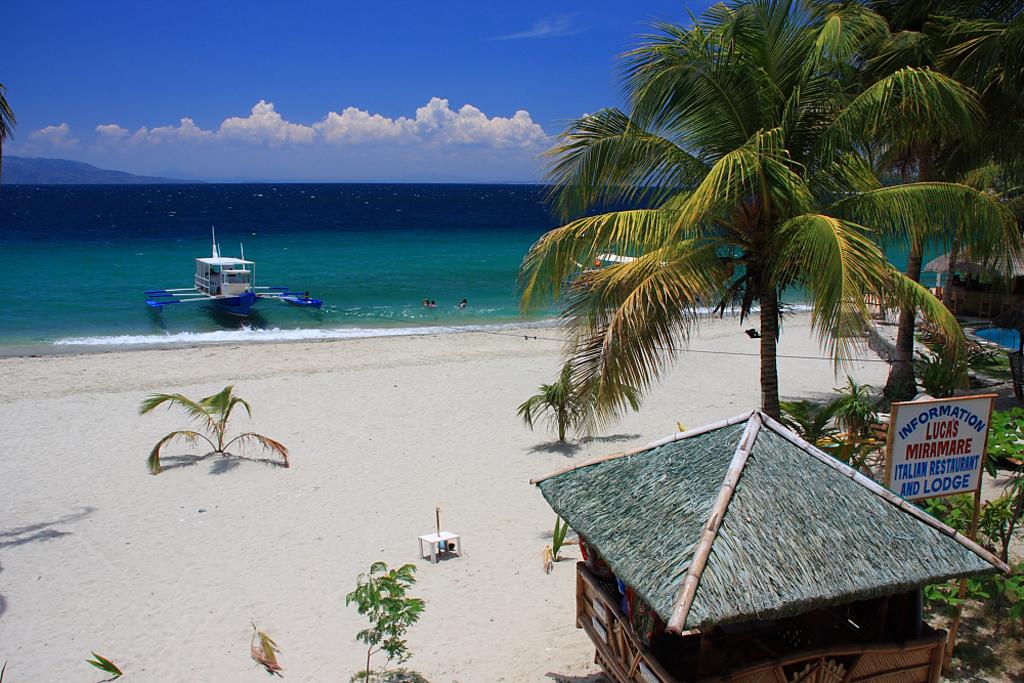 Пляж острова Миндоро в Филиппинах, фото 5