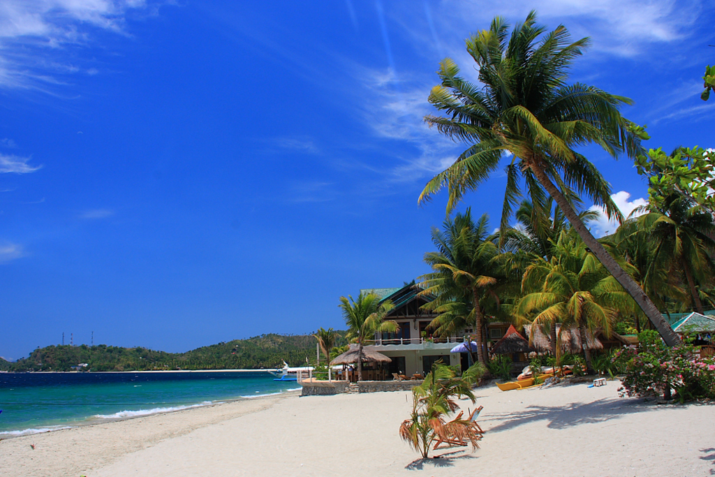 Пляж острова Миндоро в Филиппинах, фото 7