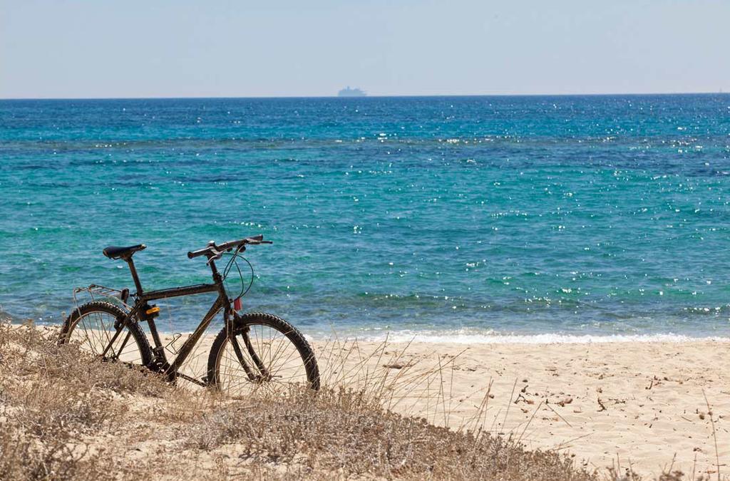 Пляж острова Наксос в Греции, фото 3