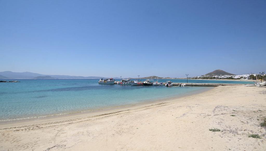 Пляж острова Наксос в Греции, фото 5