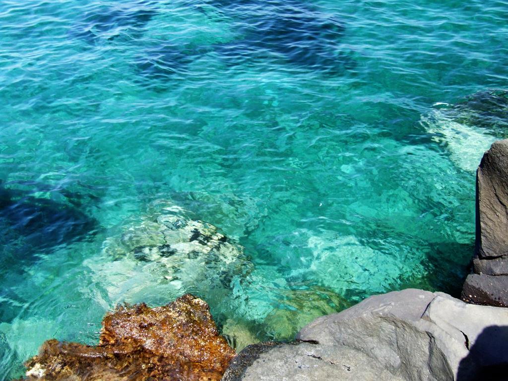 Пляж острова Наксос в Греции, фото 8