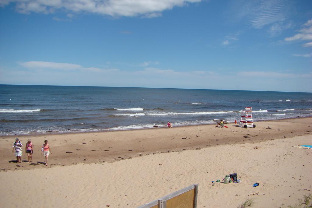 Пляж острова Принц Эдуард в Канаде, фото 2