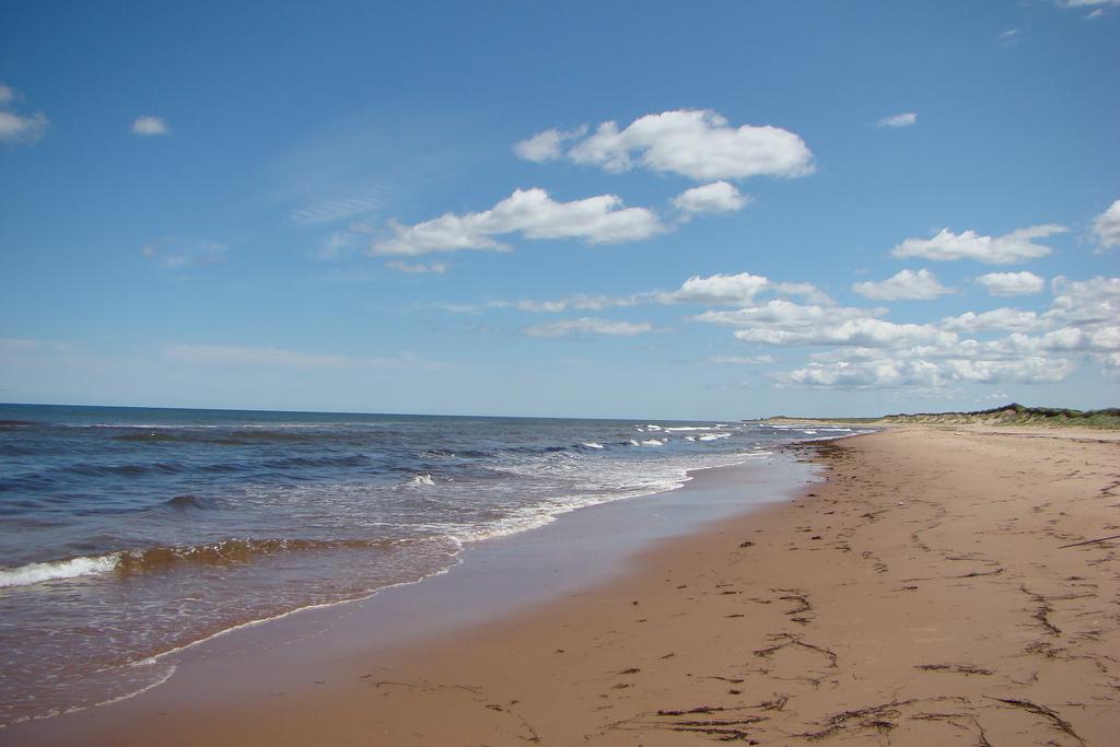 Пляж острова Принц Эдуард в Канаде, фото 5