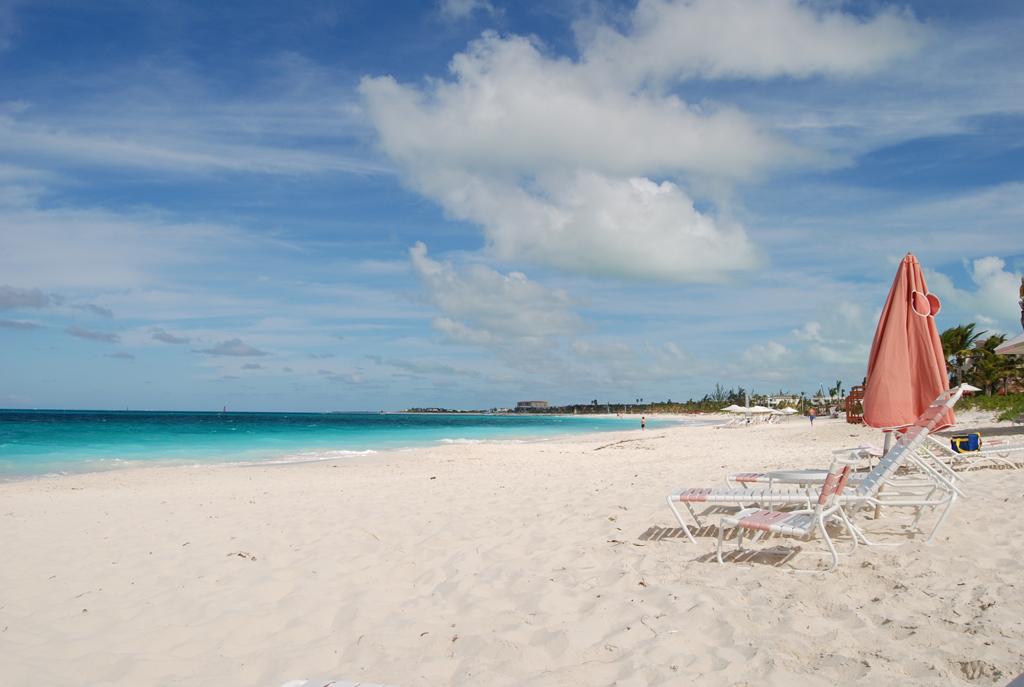 Пляж острова Провиденсиалес на Карибских островах, фото 2