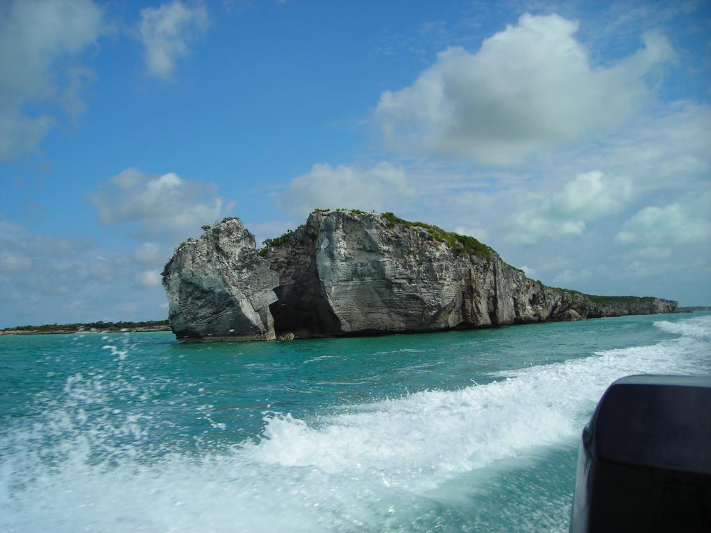 Пляж острова Провиденсиалес на Карибских островах, фото 3