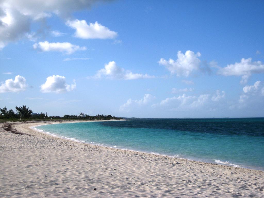 Пляж острова Провиденсиалес на Карибских островах, фото 5
