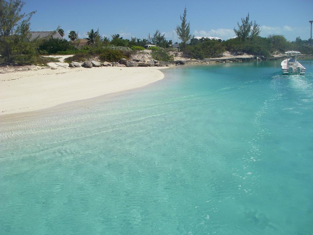 Пляж острова Провиденсиалес на Карибских островах, фото 8
