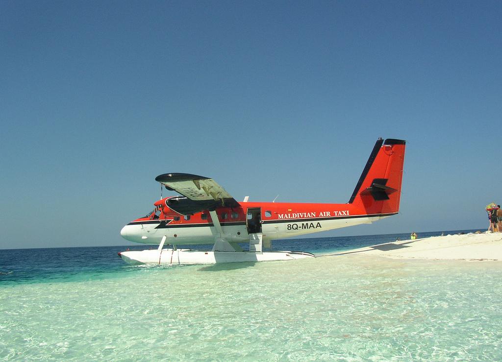 Пляж острова Сан Айлэнд на Мальдивских островах, фото 10