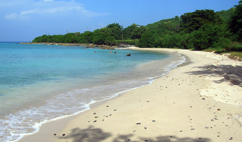 Пляж острова Сент-Крой на Американских Виргинских островах, фото 7