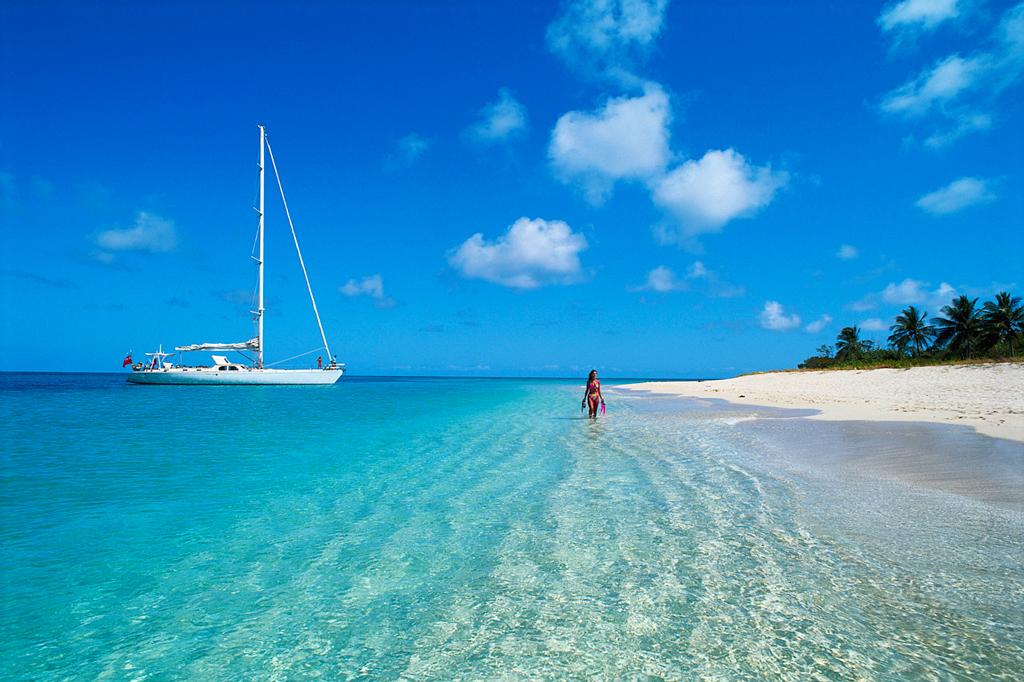 Пляж острова Сент-Крой на Американских Виргинских островах, фото 8