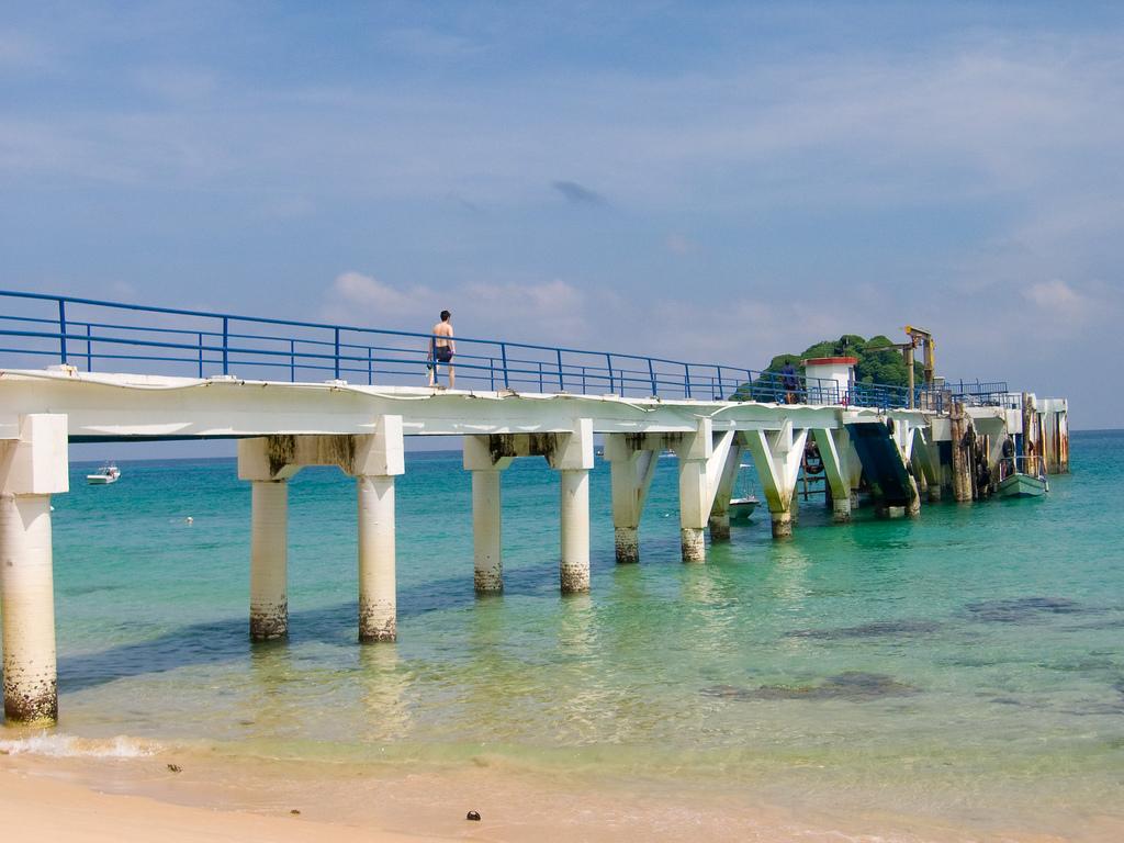 Пляж острова Тиоман в Малайзии, фото 2
