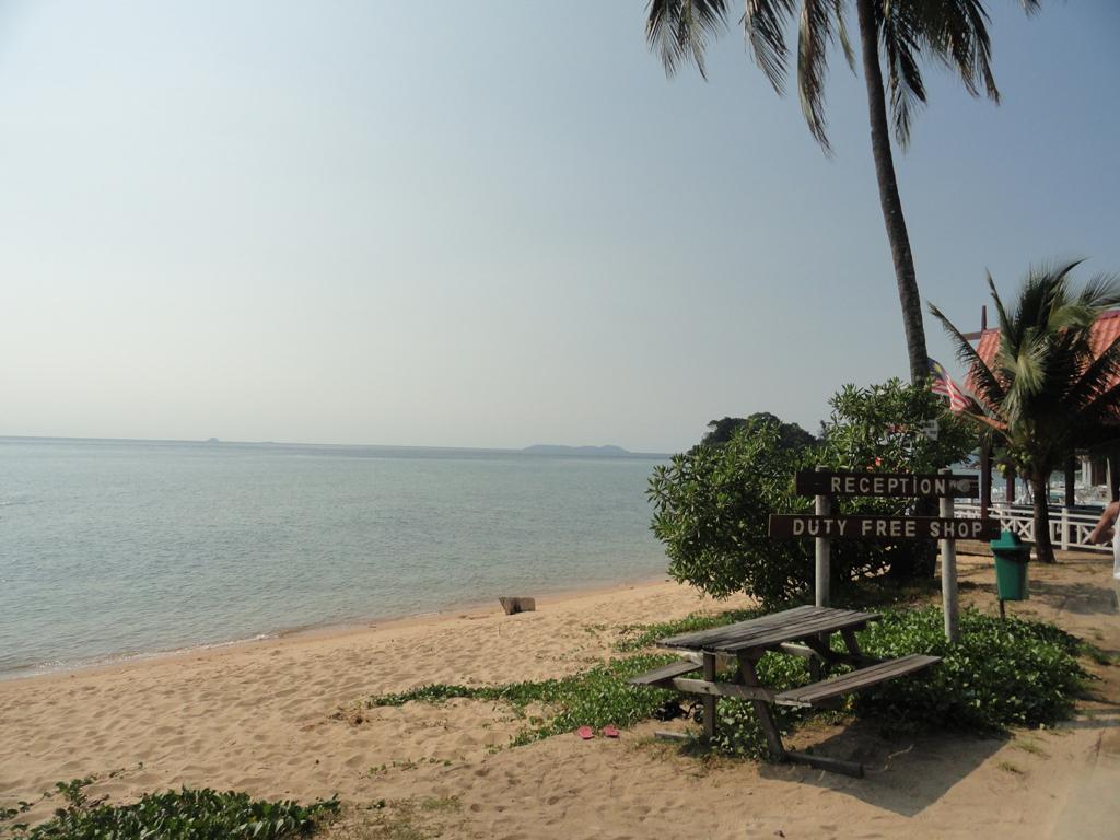 Пляж острова Тиоман в Малайзии, фото 4