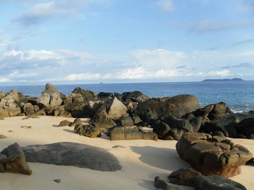 Пляж острова Тиоман в Малайзии, фото 5
