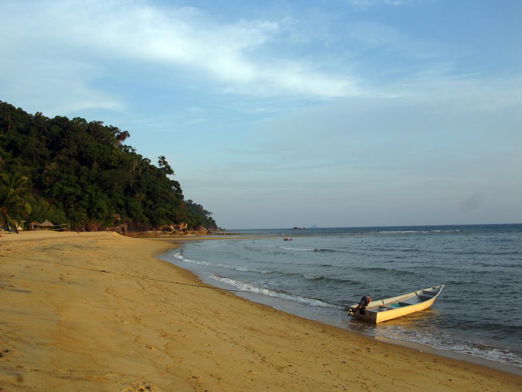 Пляж острова Тиоман в Малайзии, фото 8