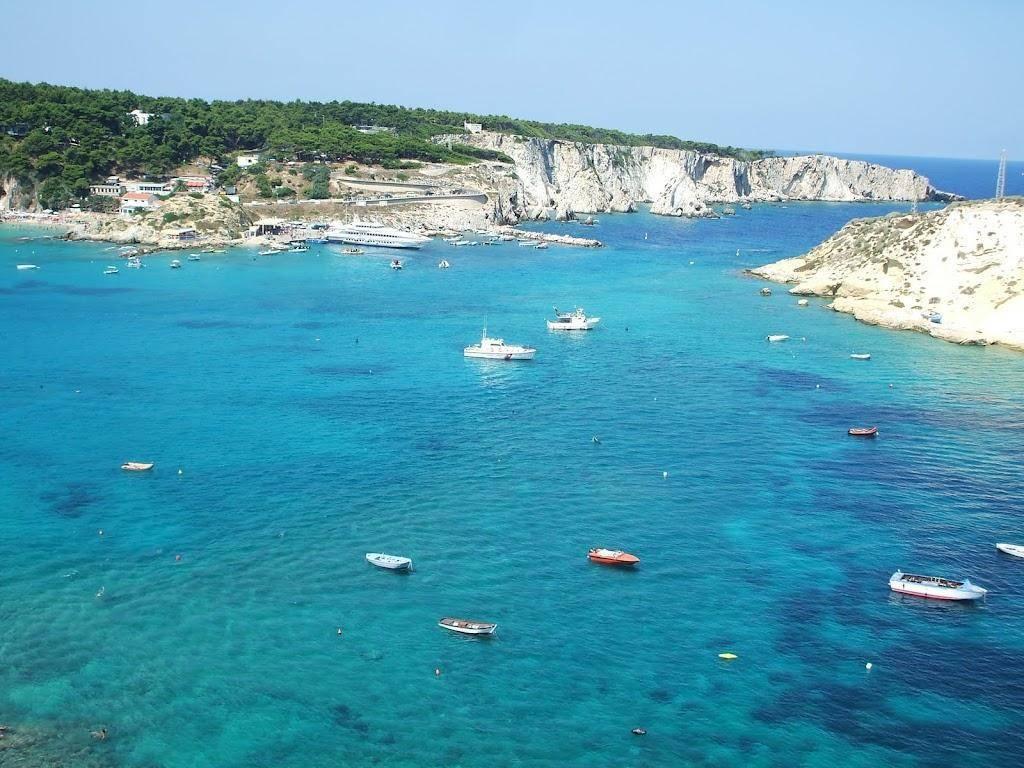 Пляж острова Тремити в Италии, фото 1
