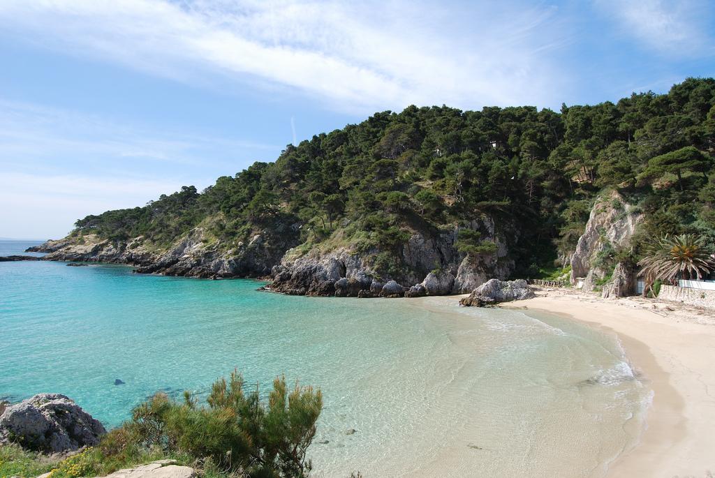 Пляж острова Тремити в Италии, фото 4