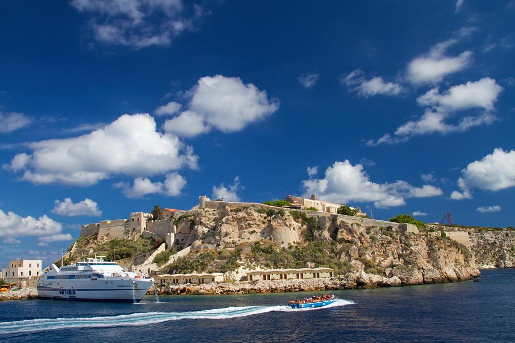 Пляж острова Тремити в Италии, фото 7