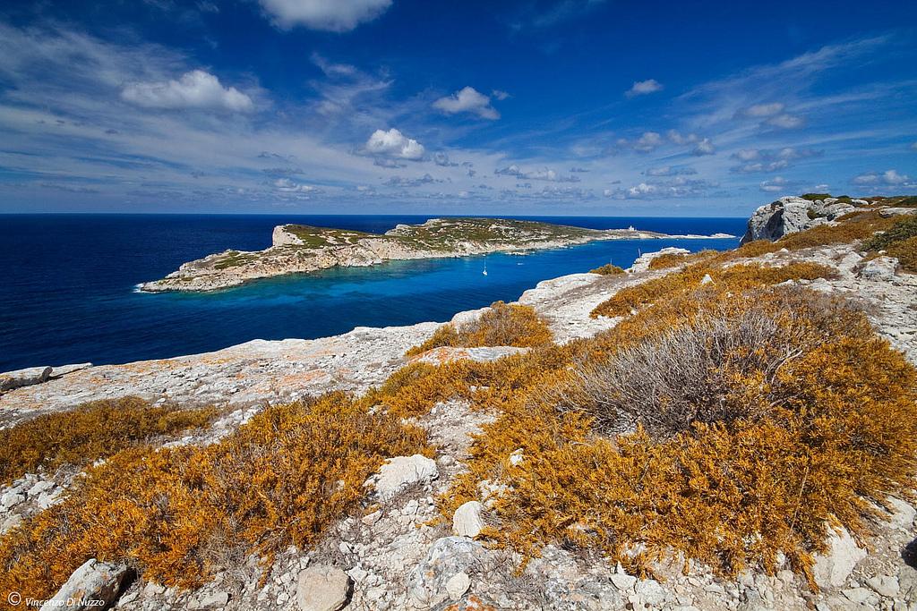 Пляж острова Тремити в Италии, фото 8