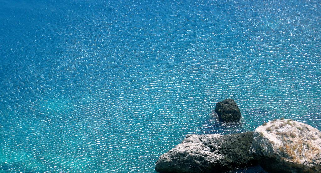 Пляж острова Тремити в Италии, фото 11