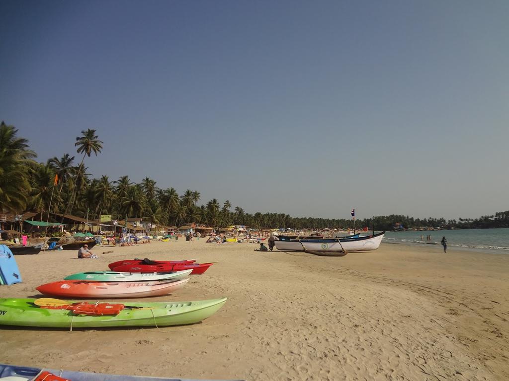 Пляж Палолем в Индии, фото 2