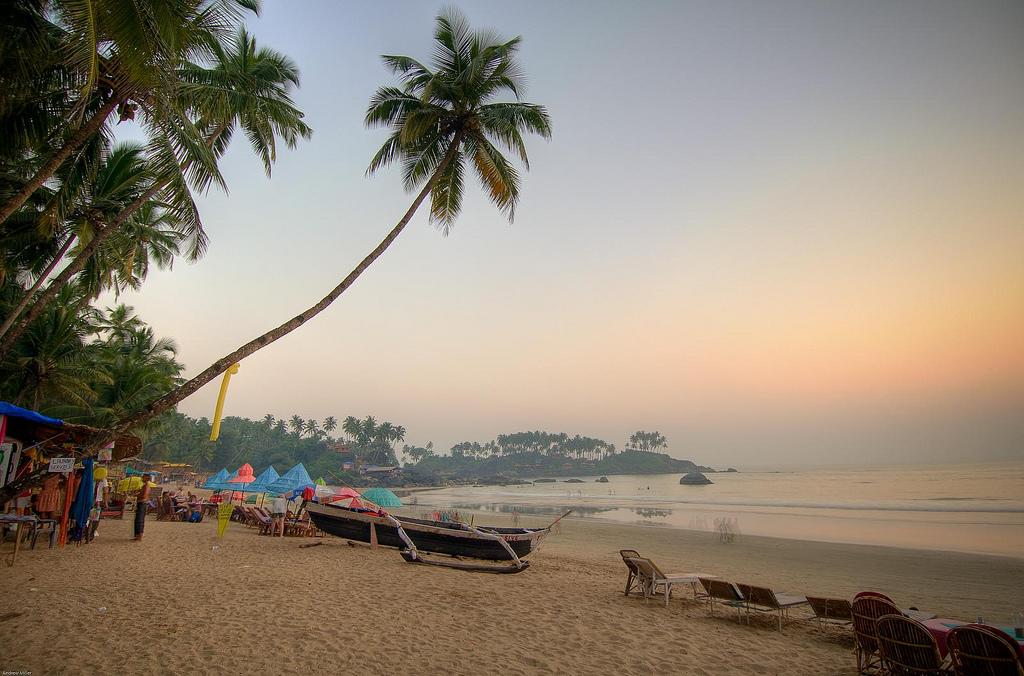 Пляж Палолем в Индии, фото 4
