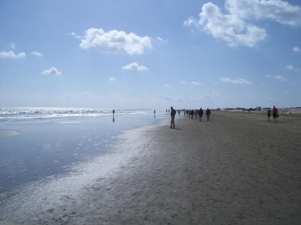 Пляж Плайя-дель-Инглес в Испании, фото 3