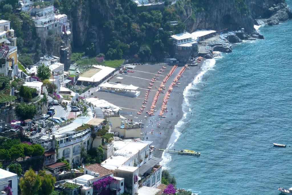 Пляж Позитано в Италии, фото 5
