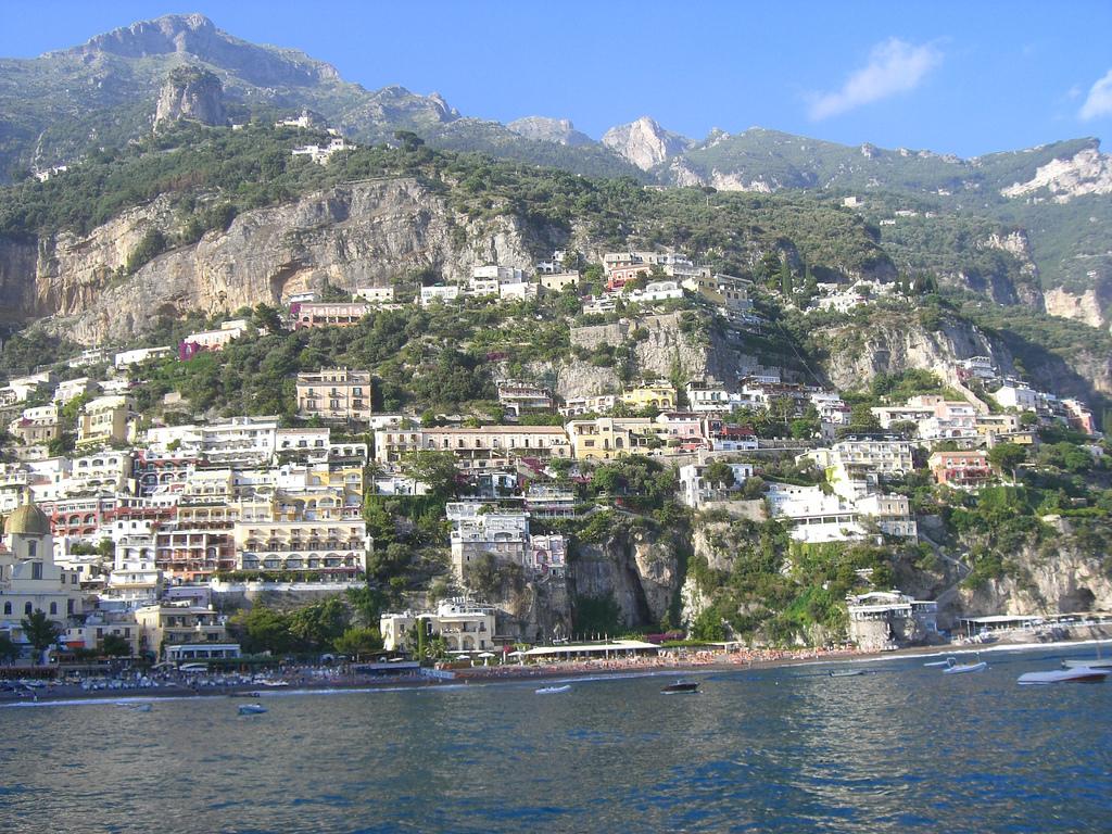 Пляж Позитано в Италии, фото 6