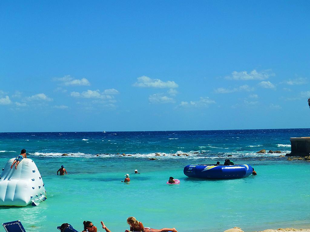 Пляж Пуэрто-Авентурас в Мексике, фото 7