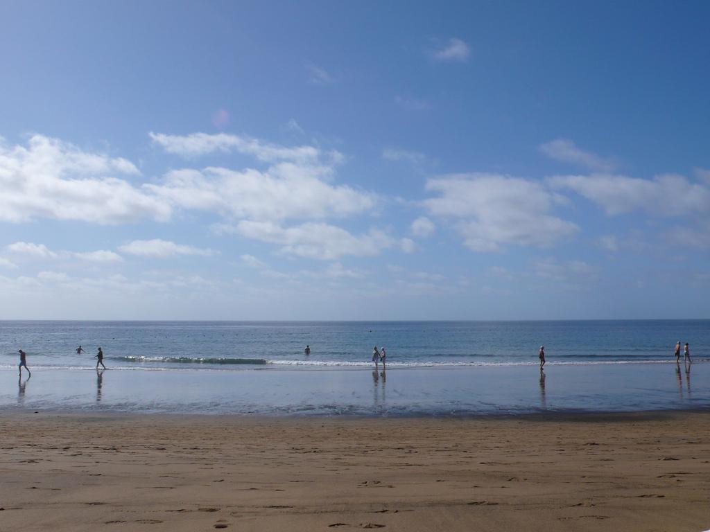 Пляж Пуэрто-дель-Кармен в Испании, фото 4