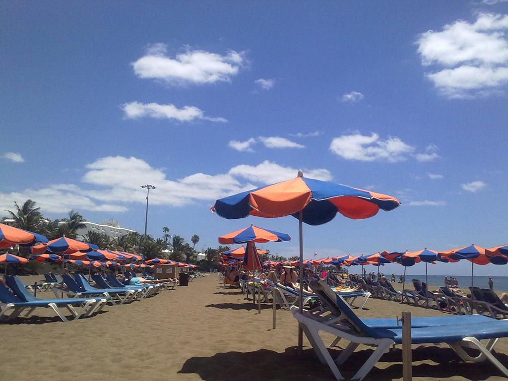 Пляж Пуэрто-дель-Кармен в Испании, фото 7