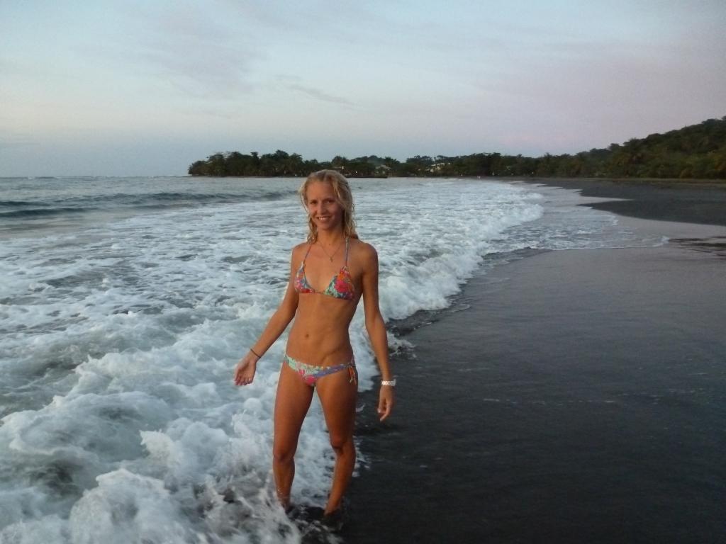 Пляж Пуэрто-Вьехо в Коста-Рике, фото 1