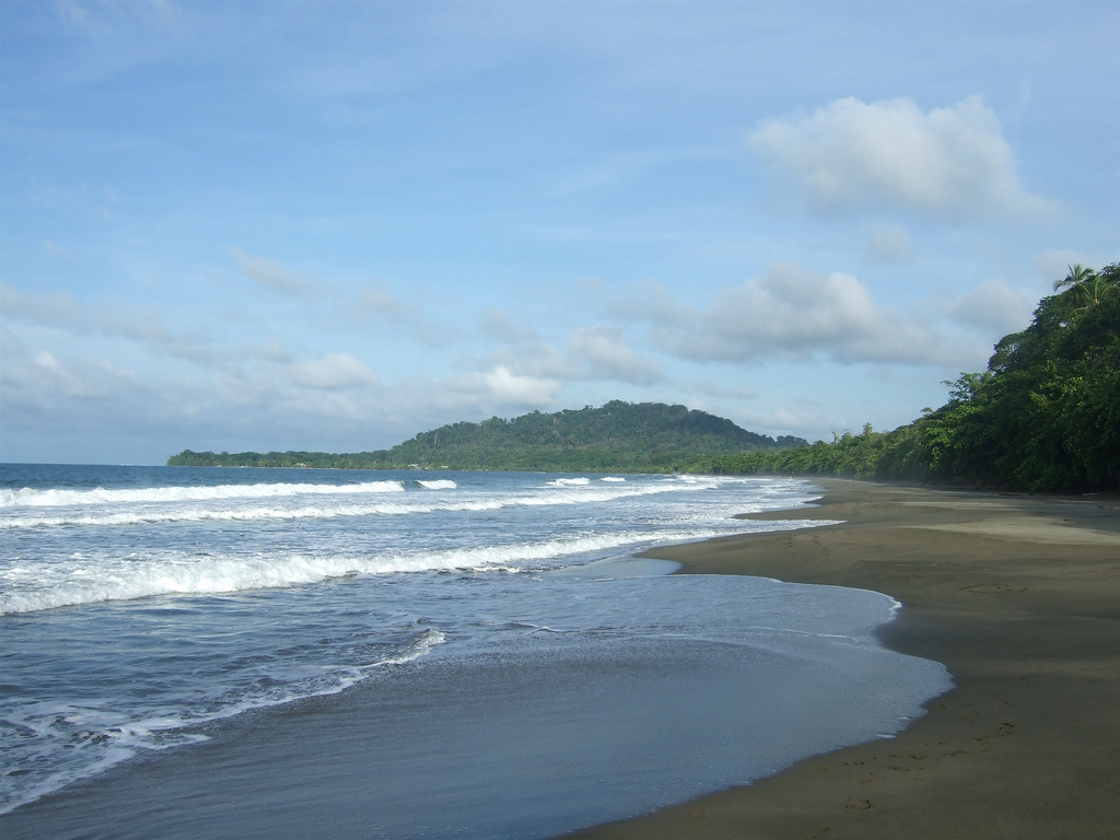 Пляж Пуэрто-Вьехо в Коста-Рике, фото 4