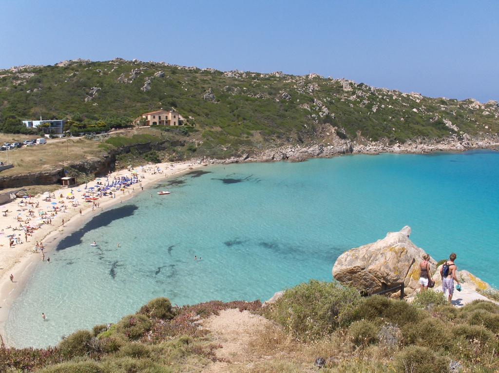 Пляж Рена Бьянка в Италии, фото 5