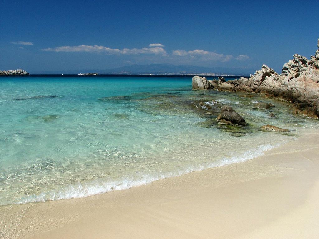 Пляж Рена Бьянка в Италии, фото 6
