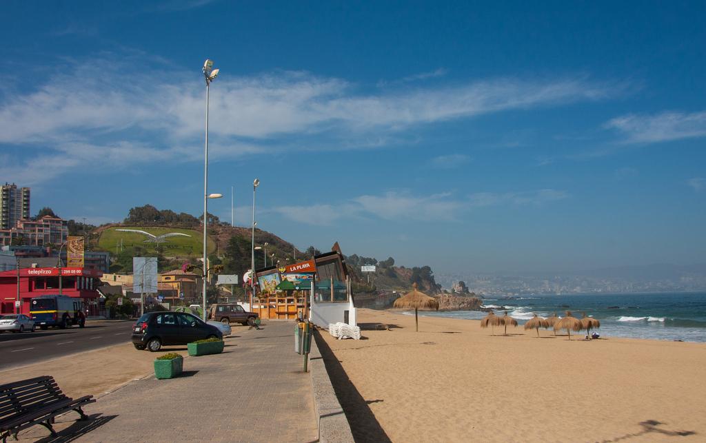 Пляж Ренака в Чили, фото 1