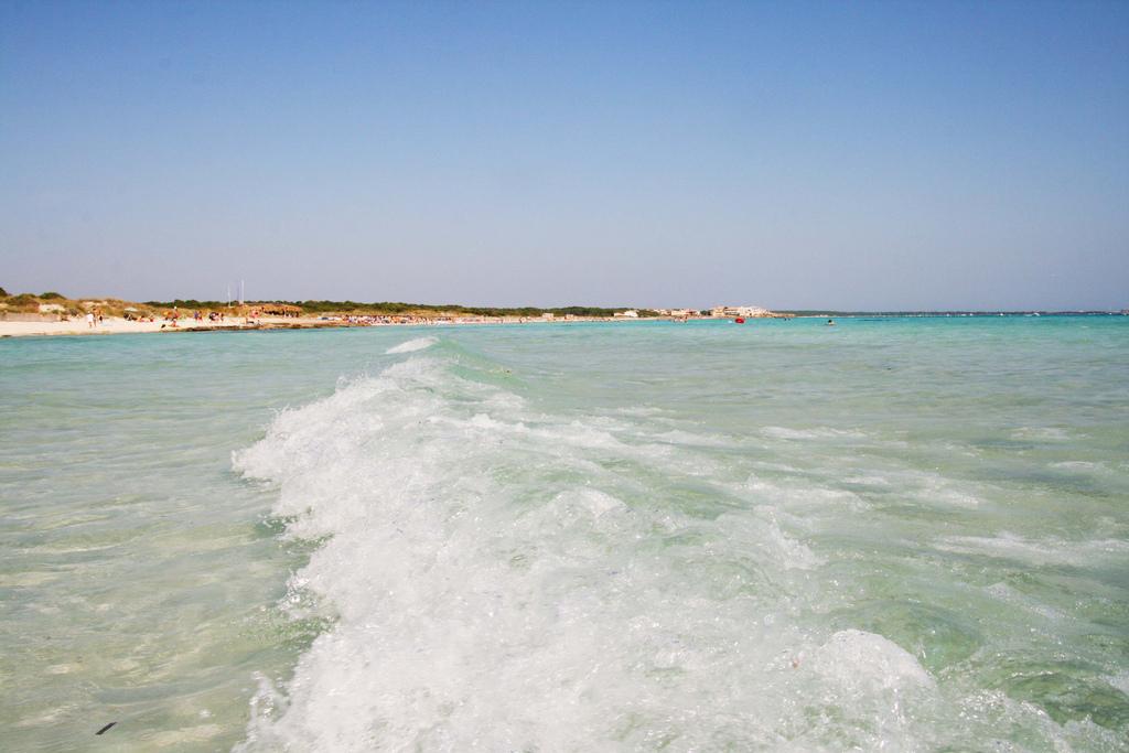 Пляж Са Рапита в Испании, фото 1