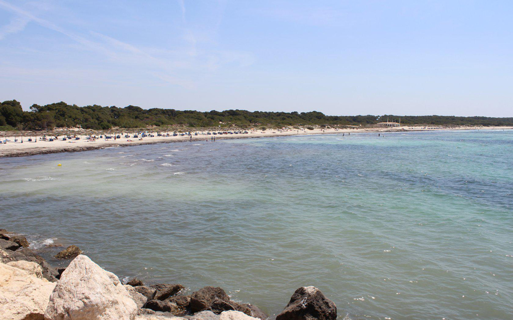 Пляж Са Рапита в Испании, фото 3