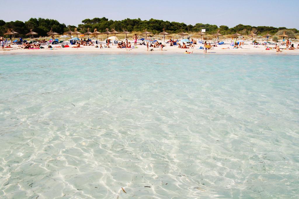Пляж Са Рапита в Испании, фото 4