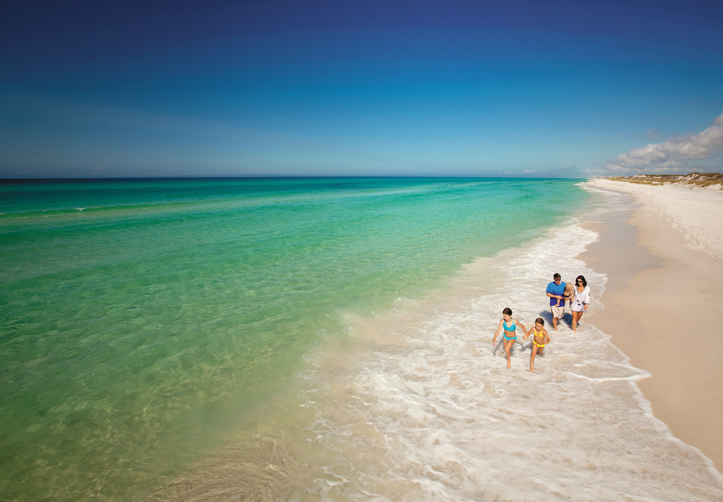 Пляж Санта Роза в США, фото 2